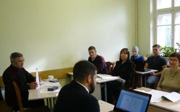 Экуменический диалог, профессор Йозеф Барон | октябрь 2017