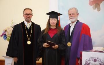 2 ноября 2019 года в Санкт-Петербургской евангелической Богословской Академии состоялась торжественная Градуация наших выпускников!_10
