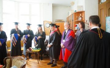 Состоялась торжественная Градуация наших выпускников | Ноябрь 2019