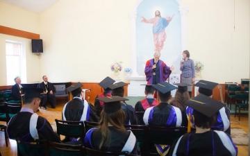 2 ноября 2019 года в Санкт-Петербургской евангелической Богословской Академии состоялась торжественная Градуация наших выпускников!_3