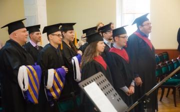 2 ноября 2019 года в Санкт-Петербургской евангелической Богословской Академии состоялась торжественная Градуация наших выпускников!_6