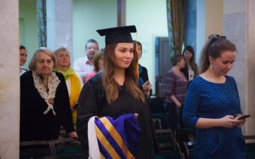 2 ноября 2019 года в Санкт-Петербургской евангелической Богословской Академии состоялась торжественная Градуация наших выпускников!_8