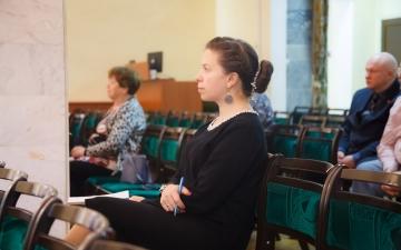 Представление и защита работ в Богословской Академии | Ноябрь 2019