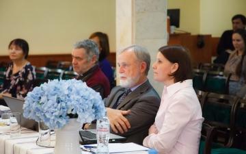 Представление дипломных работ и защита диссертационных работ в Санкт-Петербургской евангелической Богословской Академии._2