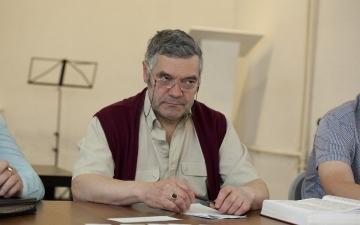 Доктор Святой Теологии, профессор Йозеф БАРОН
