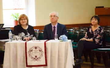 Представление дипломных работ и защита диссертационных работ в Санкт-Петербургской евангелической Богословской Академии._3