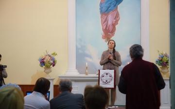 Представление дипломных работ и защита диссертационных работ в Санкт-Петербургской евангелической Богословской Академии._8