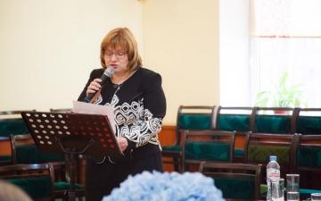 Представление дипломных работ и защита диссертационных работ в Санкт-Петербургской евангелической Богословской Академии._9